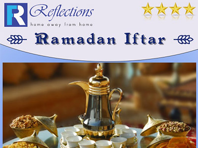 Al Saada Special Offer Iftar Buffet @ AED 40